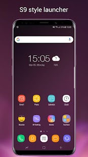 Super S9 Launcher for Galaxy S9/S8 launcher Screenshot