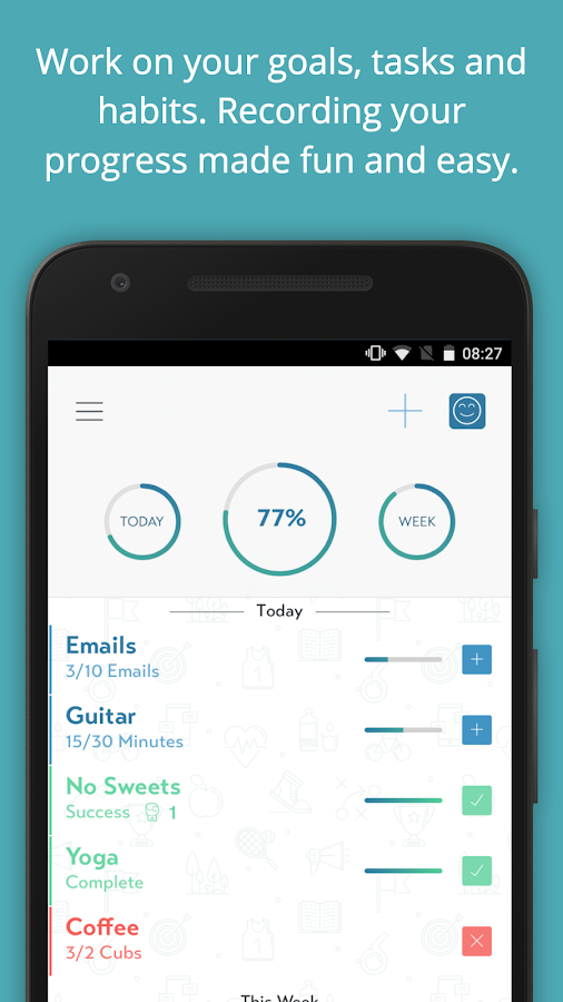 Goalify - Reach your Goals - Android Apps on Google Play
