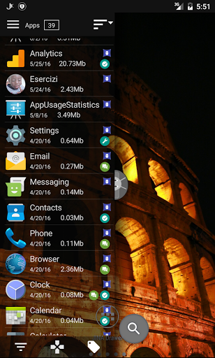 APP DRAWER ANDROID