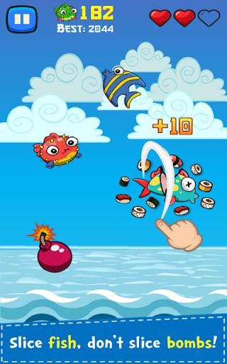 Sushi Ninja 1.23 screenshots 1