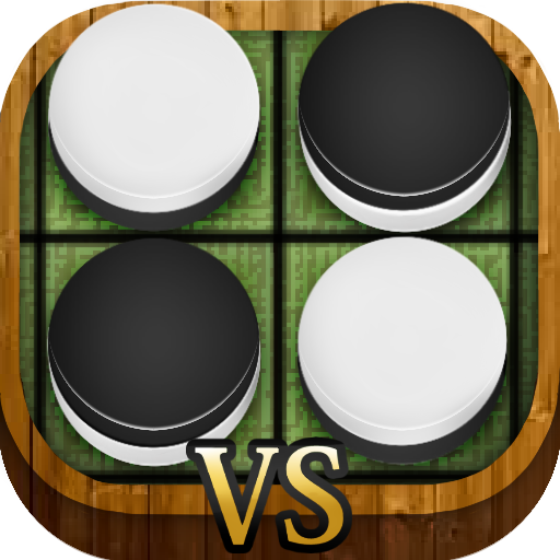REVERSI VS 棋類遊戲 App LOGO-APP開箱王