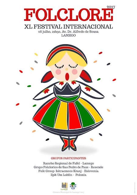 Feira da Bôla de Lamego junta folclore internacional e espumante