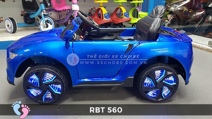 xe ô tô điện đồ chơi cho bé RBT-560P 7