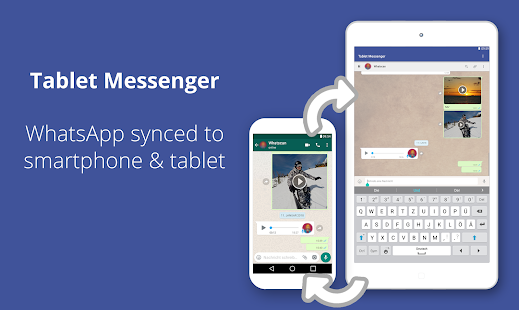 Tablet Messenger- screenshot thumbnail