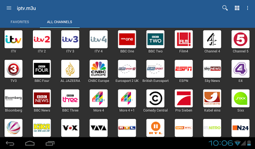 IPTV screenshot 8