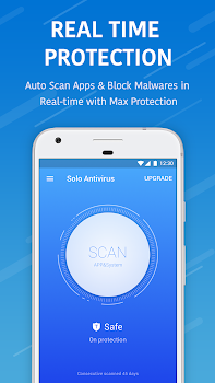 Solo Antivirus - Malware and Spyware Protection