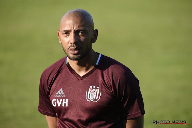 Voormalig Anderlecht-teammanager Van Handenhoven geeft duiding bij zijn ontslag