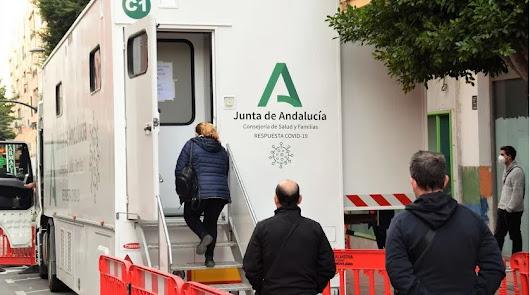 Más cribados masivos en Almería: serán la próxima semana en cuatro pueblos
