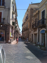 Photo: Streets of Lucera (1)
