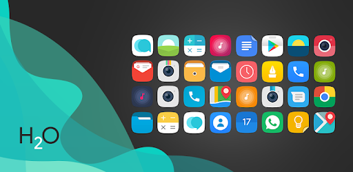 H2O Free Icon Pack v6.6 [Patched] App
