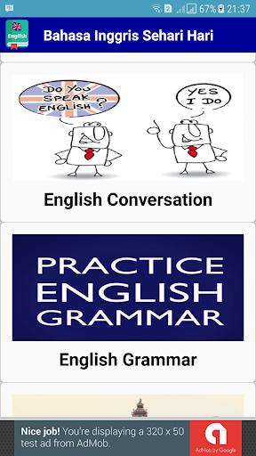 Belajar Bahasa Inggris Sehari hari 1.6 screenshots 3
