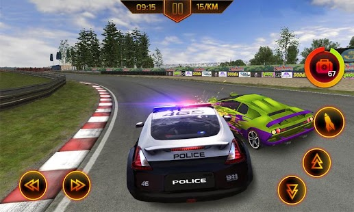 Police Car Chase- screenshot thumbnail