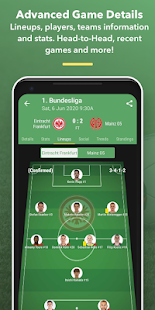 All Goals - Football Live Scores Screenshot