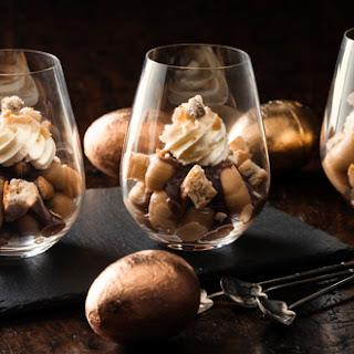 Peanut Butter & Milk Chocolate Parfait