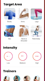 FitOn - Free Fitness Workouts & Personalized Plans Screenshot
