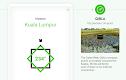 screenshot of SalamWeb: Browser for Muslims, Prayer Time & Qibla