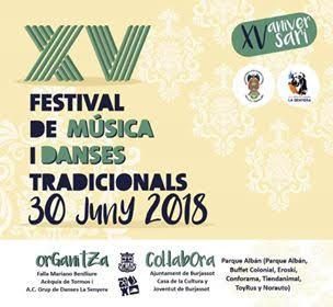 XV Festival de Música i Danses