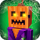 Scary Theme Park Craft: Spooky Horror Zombie Games 1.7-minApi19