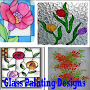 Glass Painting Designs APK icon