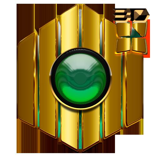 Asgard Next Launcher 3D theme