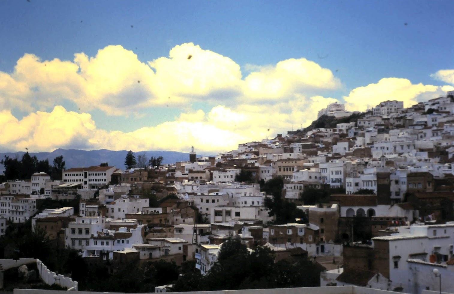 Checchauen.- Marruecos