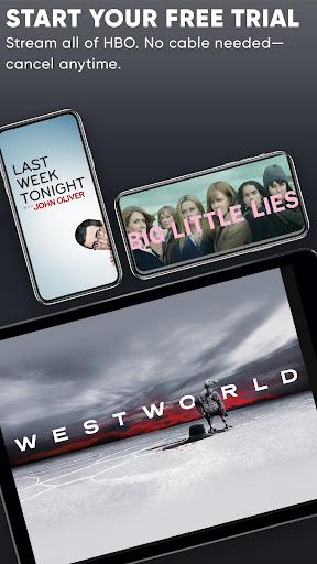 HBO NOW: Stream TV & Movies screenshot 4