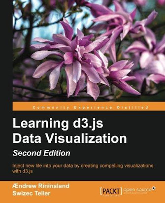 Learning d3 js Data Visualization - Second Edition