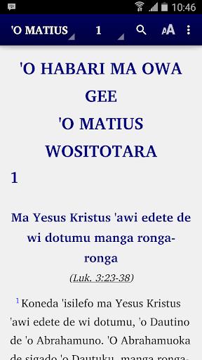 Alkitab Tabaru