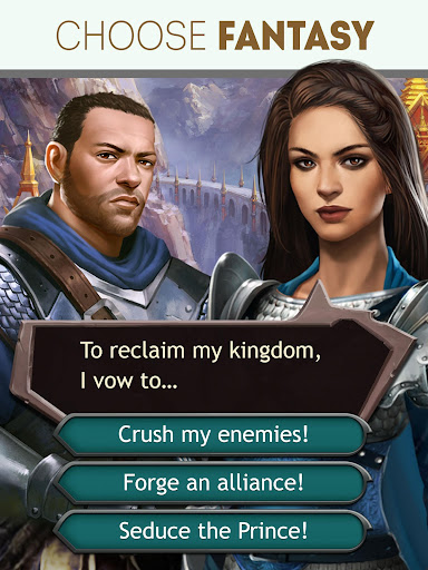 Choices: Stories You Play game (apk) free download for Android/PC/Windows screenshot