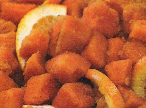 Spiced Sweet Potatoes Recipe