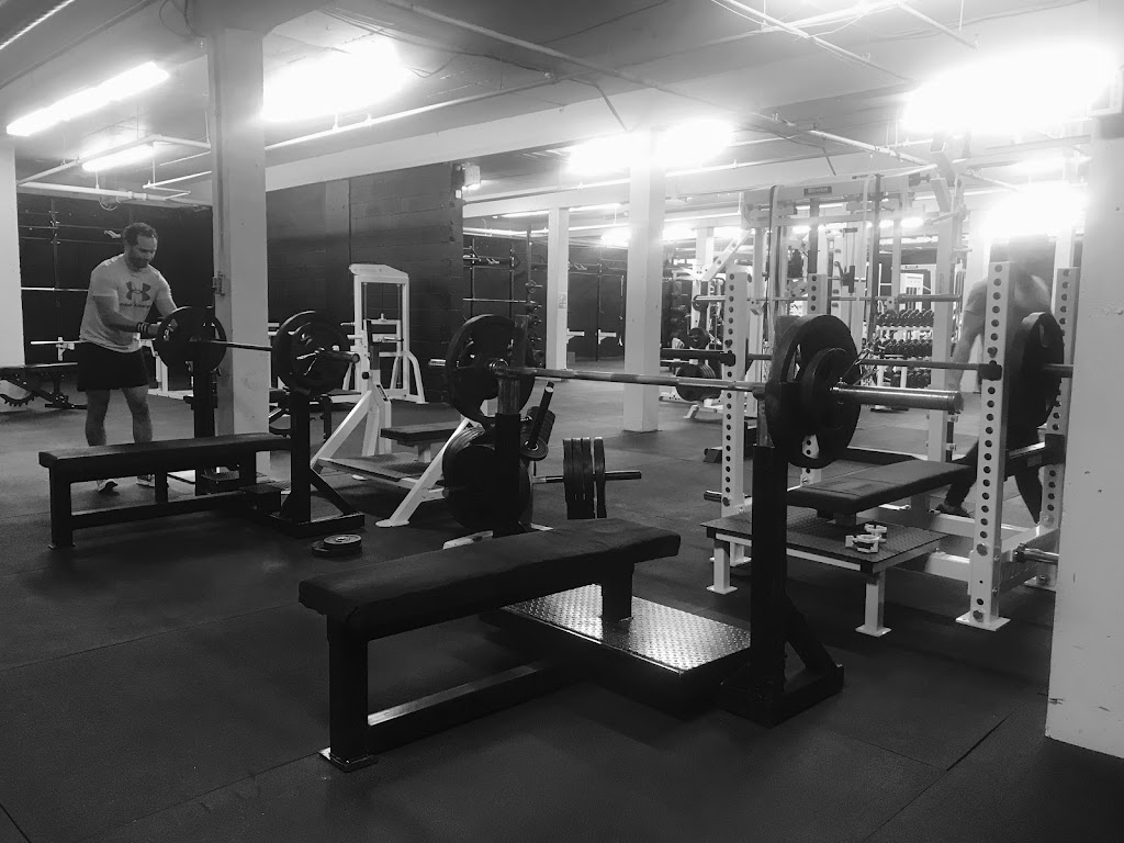 Hostyle Open Gym 4 Competition Benches Ottawa Canada