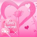 Theme Valentine GO SMS Pro icon