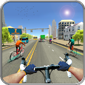 Bicycle Quad Stunts Racer