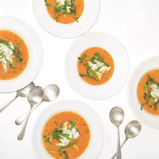 Tomato and Crab Soup recipe | Epicurious.com.