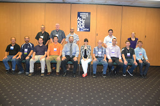Photo: 2014 London CRC - Delegate/Alternate Photo with DRC