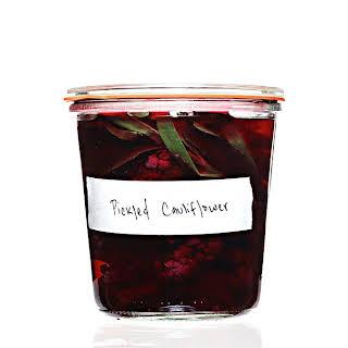 Pickled Cauliflower Vinegar Recipes.
