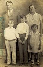 Photo: Vernie and Jewell Whitehead family