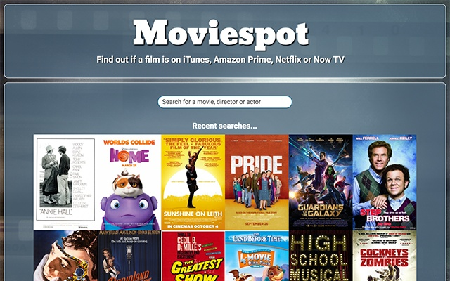 Moviespot UK