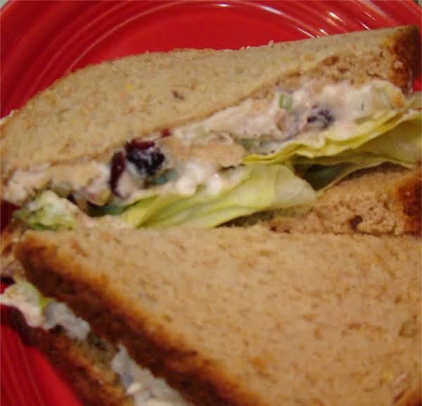 Chicken Salad Sandwich By Maggie Recipe