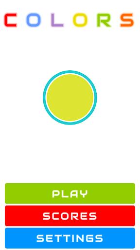 Colors - Match & Switch Game 🌈  captures d'écran 1