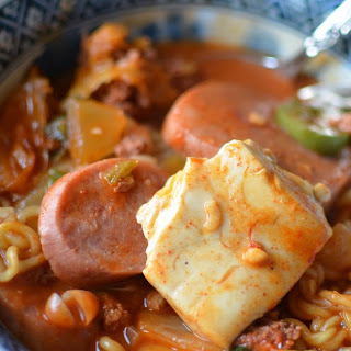 Budae Jjigae (Military Base Stew)