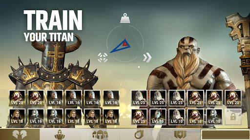 Dawn of Titans - Epic War Strategy Game  screenshots 12
