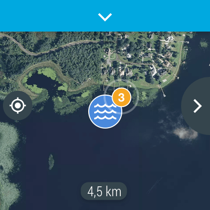 Fishbrain - local fishing map and forecast app- screenshot
