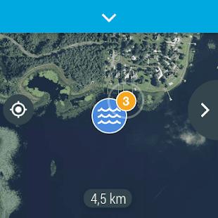 Fishbrain Local Fishing Map And Forecast App App