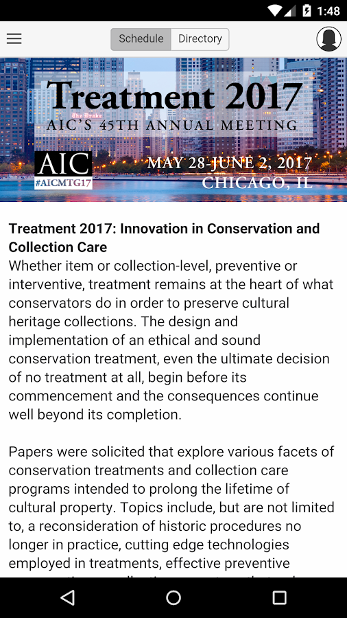 AIC MTG 2017- screenshot