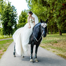 Wedding photographer Varya Rozhkova (BarbaraZakharov). Photo of 24.10.2014