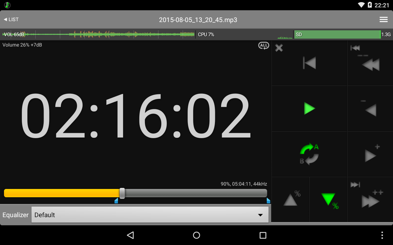 All That Recorder- screenshot