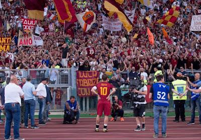 La superbe et caustique lettre des tifosi de la Lazio à Francesco Totti