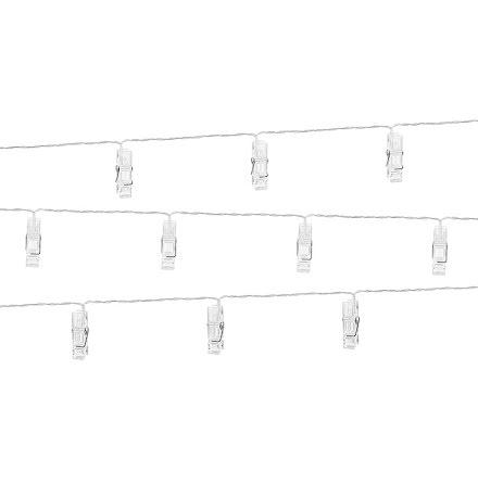 LED-slinga med nypor