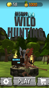 Wild Hunting - náhled